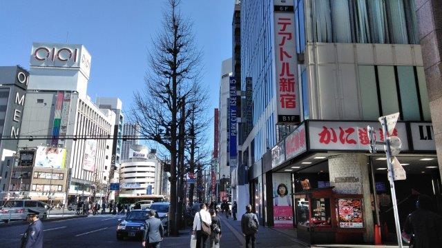 コロナ新宿2本立て (1)