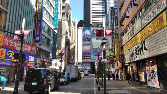 コロナ新宿2本立て (2)