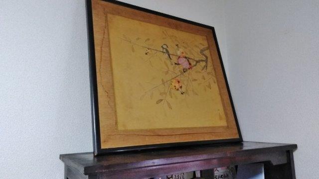 日本画が壊れる (2)