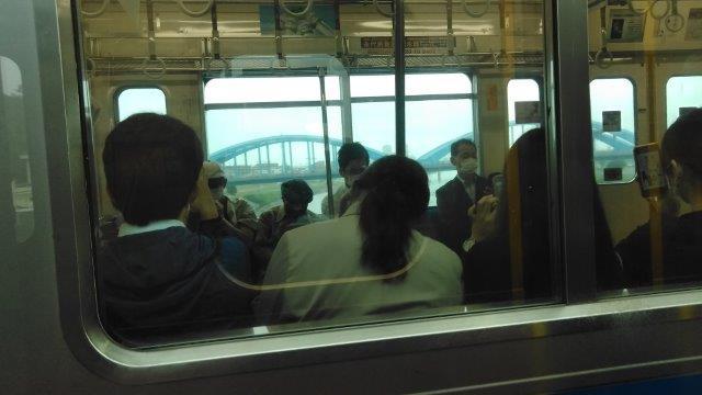多摩川見えず (1)