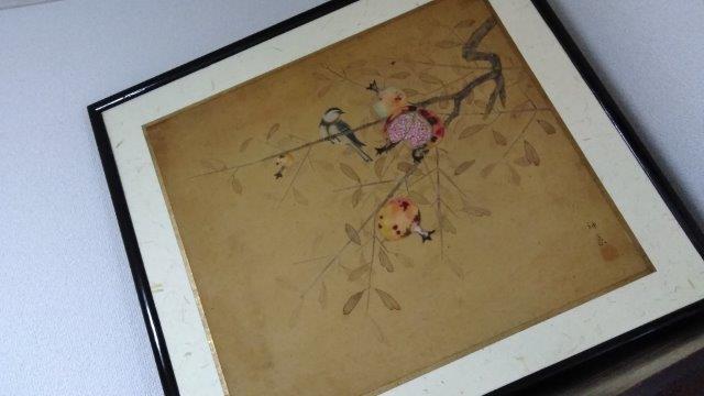 日本画修復 (1)