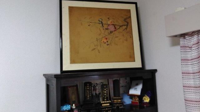 日本画修復 (2)