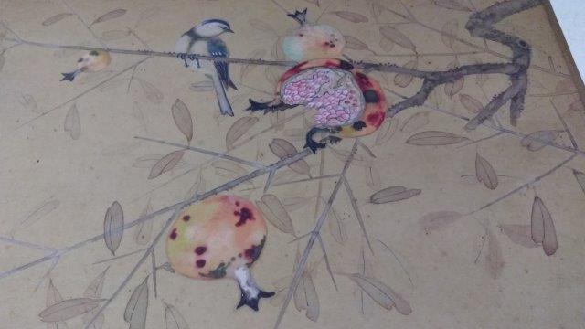 日本画修復 (3)