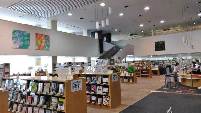 中央図書館探索 (4)