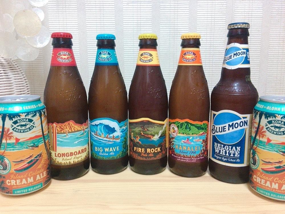 1ハワイビール