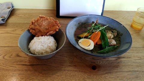 カレー 時計 スープ 鳩