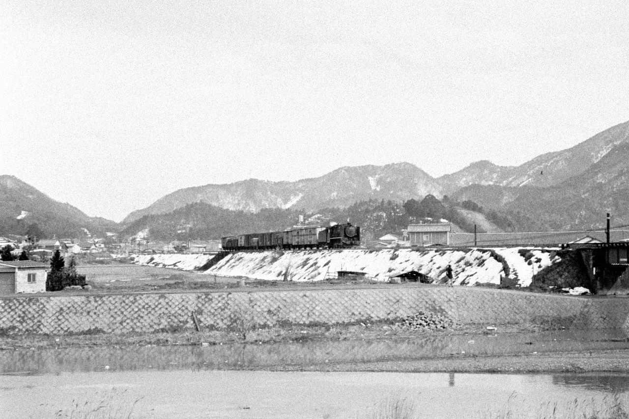 白鳥峠 - 鉄道(昔)