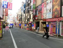歓楽街 歌舞伎町 新宿駅東口記事2