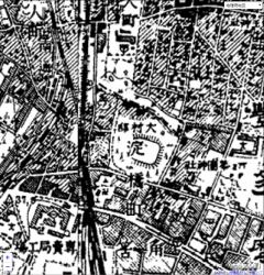 明治時代の歌舞伎町 新宿駅東口記事3
