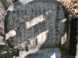 花園神社 藤圭子の歌碑 新宿駅東口記事4
