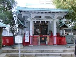 椙森神社 堀留町・小舟町散策2