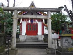 小舟町八雲神社 中央区観光協会 堀留町・小舟町散策2