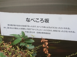 なべころ坂 中目黒散策記事