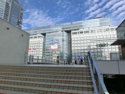 跨線橋 新宿駅南口記事