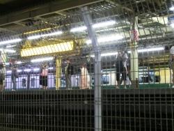 新宿駅構内 新宿駅南口記事