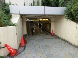 角筈ガード 新宿駅西口記事