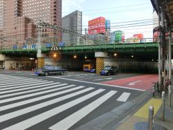 新宿大ガード 新宿駅西口散策2