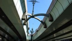 日本橋 首都高用の道路元標 タイユヴァン記事