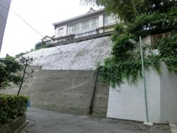 池田山との高低差 五反田駅界隈散策1