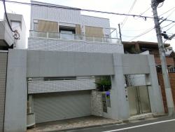 有田哲平の自宅1 五反田駅界隈散策1