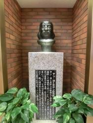 ヤン・ヨーステン像 神戸屋記事