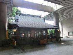 雉子神社3 五反田駅界隈散策2