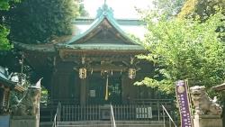 小山八幡神社 武蔵小山散策2