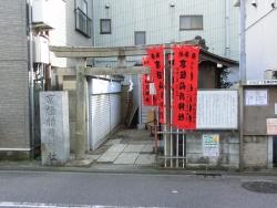 京極稲荷神社 武蔵小山散策2