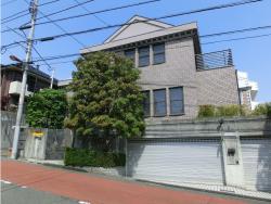 高田純次の自宅 自由が丘芸能人自宅とレストラン・カフェ1
