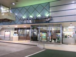 東京シティーエアーターミナル 蛎殻町散策1