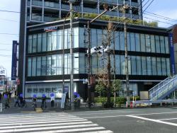 みずほ銀行 武蔵小山散策3