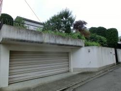 三嶋由紀夫の自宅 自由が丘芸能人とレストラン・カフェ2