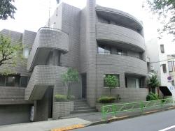 香取慎吾の自宅マンション 碑文谷・柿の木坂散策1