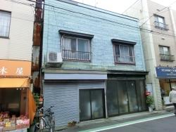 看板建築 武蔵小山散策4