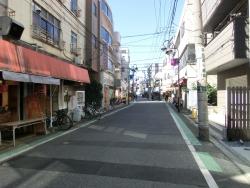 平和通り商店街 武蔵小山散策4