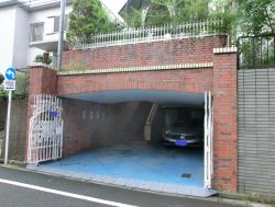 栗原小巻の自宅 碑文谷・柿の木坂散策2