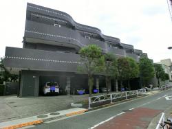 沢尻エリカの自宅マンション2 碑文谷・柿の木坂散策2