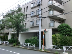 伊勢谷友介と森星の自宅マンション 碑文谷・柿の木坂散策2
