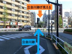 立会川跡 長原街道にぶつかる 西小山→荏原町散策2