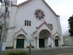 サレジオ教会 外観 碑文谷・柿の木坂散策3
