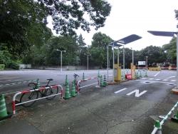 イオンスタイル駐車場2 碑文谷・柿の木坂散策3
