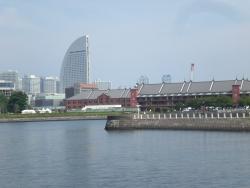 大桟橋からの景色 スカンディヤ