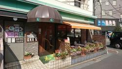 花きゃべつ 自由が丘芸能人とレストラン・カフェ3