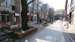 九品仏川緑道 自由が丘芸能人とレストラン・カフェ3