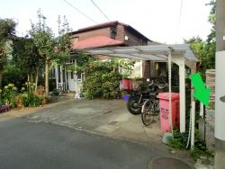 海軍村跡1 奥沢 自由が丘芸能人とレストラン・カフェ4