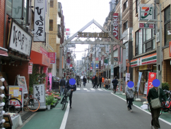 荏原町商店街 西小山→荏原町散策3
