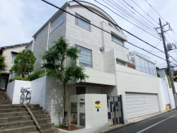 名倉潤の自宅1 碑文谷・柿の木坂散策4
