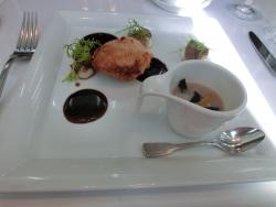 鶏モモ肉のフリット シェ・トモ記事