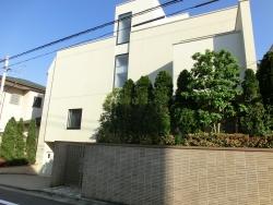 原辰徳の自宅2 碑文谷・柿の木坂散策5