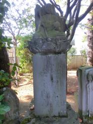 二本松の道標1 碑文谷→柿の木坂・野沢散策6